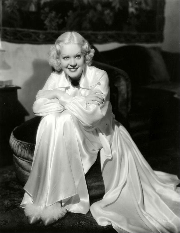 Alice Faye, 1935 (photo by Otto Dyar)